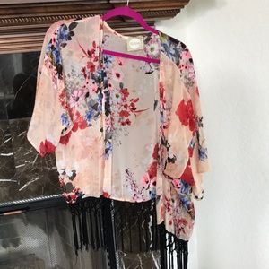 Alythea Brand from Bloomingdales kimono